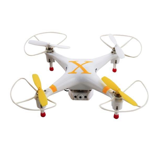 Cheerson CX-30W WiFi CX30W Model 4-CH Wi-Fi RC Quadcopter Drone w FPV 30W Camera & 6-Axis Gyro IOS Controller APP RTF