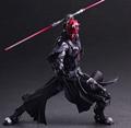 Play Arts Kai Darth Maul Star War PA Black Knight Darth Vader Imperial Stormtrooper 27cm PVC
