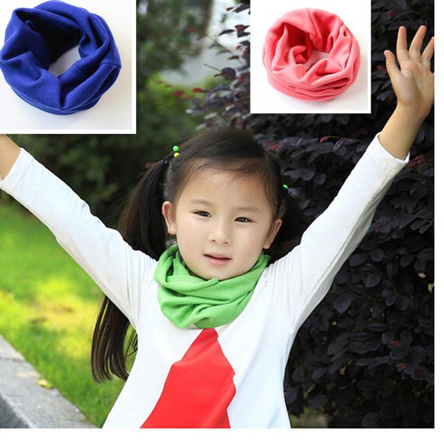 2016 новая весна ребенка шарф розничная и оптовая продажа детей микро-цикла стиль ...