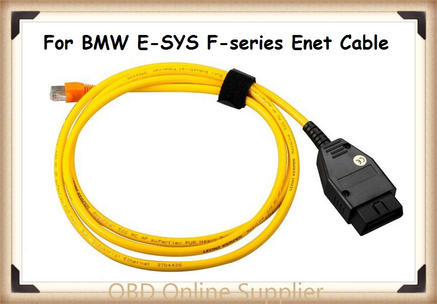 High Performance Esys 3 23 4 V50 3 Data Cable For Bmw Enet