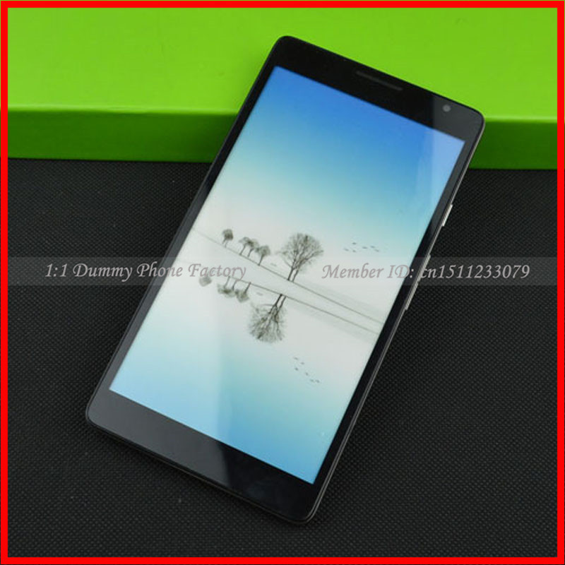 1:1 Size Non-Working Toy Model For Huawei Ascend Mate Display Dummy Fake Cell Phone And Other New Dummy Phone Available(China (Mainland))