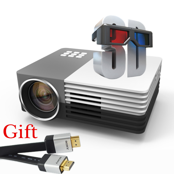 Проектор 3D LED HDMI,