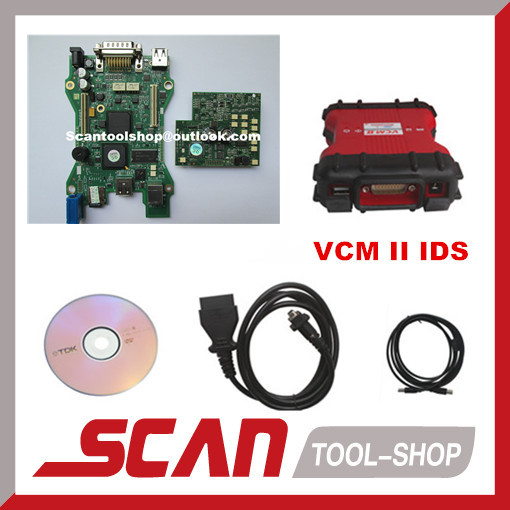 2015 for Ford VCM 2 IDS V91 Professional diagnostic scanner Tool VCM II IDS Support VMM & CFR IDS VCM 2 For Ford High Quality(China (Mainland))