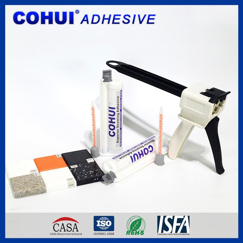 Countertop Glue : White quartz glue for countertop & engineered stone countertops(China ...