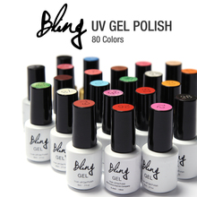 80Colors Nail Gel Polish Gel Len Long-lasting Soak-off Gel Nail LED UV 6ml 1Pcs Summer Hot Nail Gel(China (Mainland))