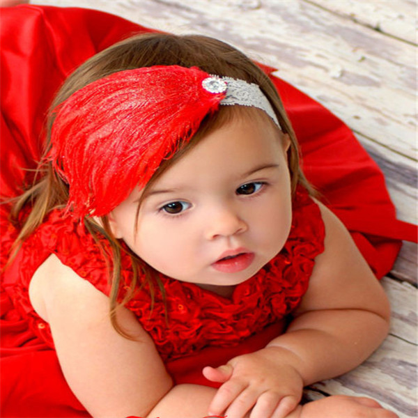 Детский аксессуар для волос Baby headband ! xm/423 baby feather headband baby boy girls angel feather wings leaves pattern hair headband set newborn baby clothing set photography props accessories