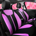 Custom fit car covers seat for mercedes benz B class seat cover set accessories PU leather