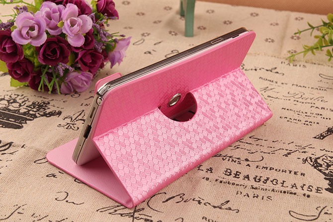 1X Elegant 360 Rotating Stand Protective Cover Skin PU Leather Case For CCE Motion Plus SK402 Android OS 4.0 Smartphone(China (Mainland))