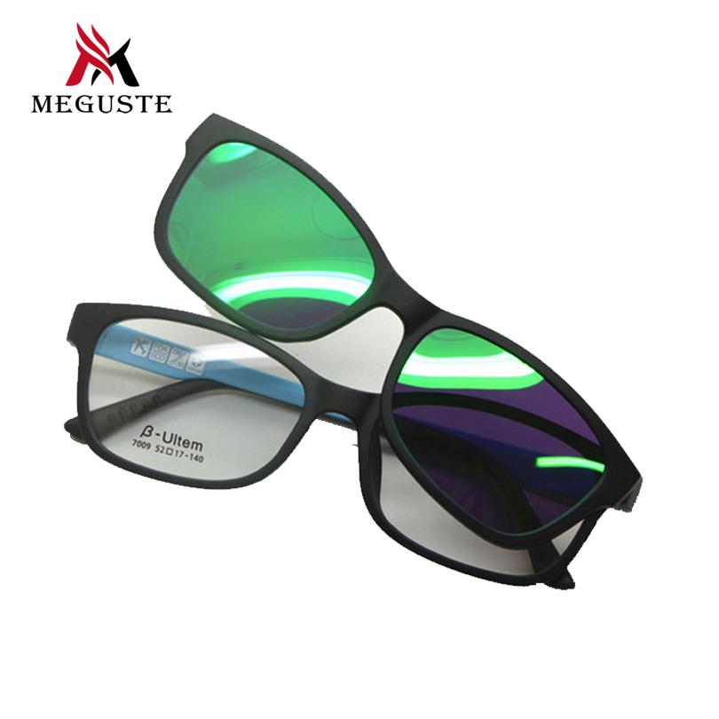 Acquista all 39 ingrosso online montature per occhiali con - Specchio polarizzato ...