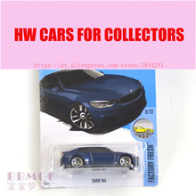 Buy New Arrivals 2017 Hot 1:64 Car wheels dark blue bm m4 Metal Diecast Cars Collection Kids Toys Vehicle Children Juguetes for $4.46 in AliExpress store