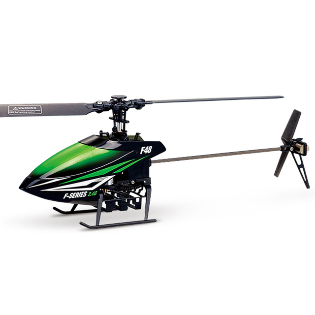 F48 single propeller four channel remote control model 2.4g remote control helicopter hm