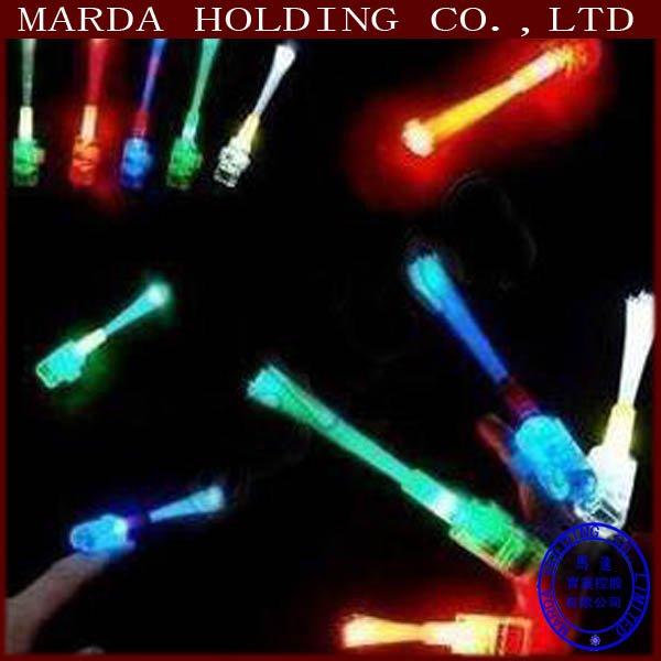 2000pcs/lot Wholesale Halloween Gift with fiber light up led finger HT01F(Hong Kong)