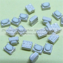 20pcs lot 3 2 4 2 2 5mmSMD Micro Switch remote control power touch switch push