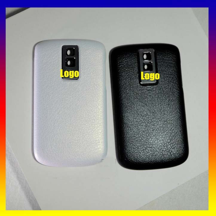 White/Black 100% New Original housing back battery case cover Door For BlackBerry Bold 9000 Free Shipping(China (Mainland))