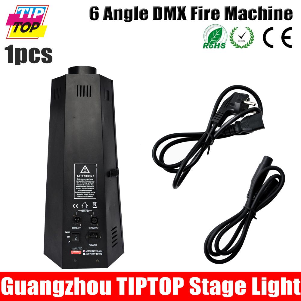 DMX Fire Machine,Flame Machine,200W High Power Stage Effect Spray Fire Machine<br>