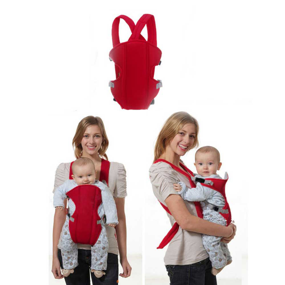 Trendy Breathable 3D Mesh Baby Wrap Carrier Baby Sling for Infant Baby Blue(China (Mainland))