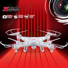 New arrival Remote Control Helicopter Drone With HD Camera SYMA X5C-1 2.4G 4CH 6-Axis RC Helicopter with Camera (BS275)