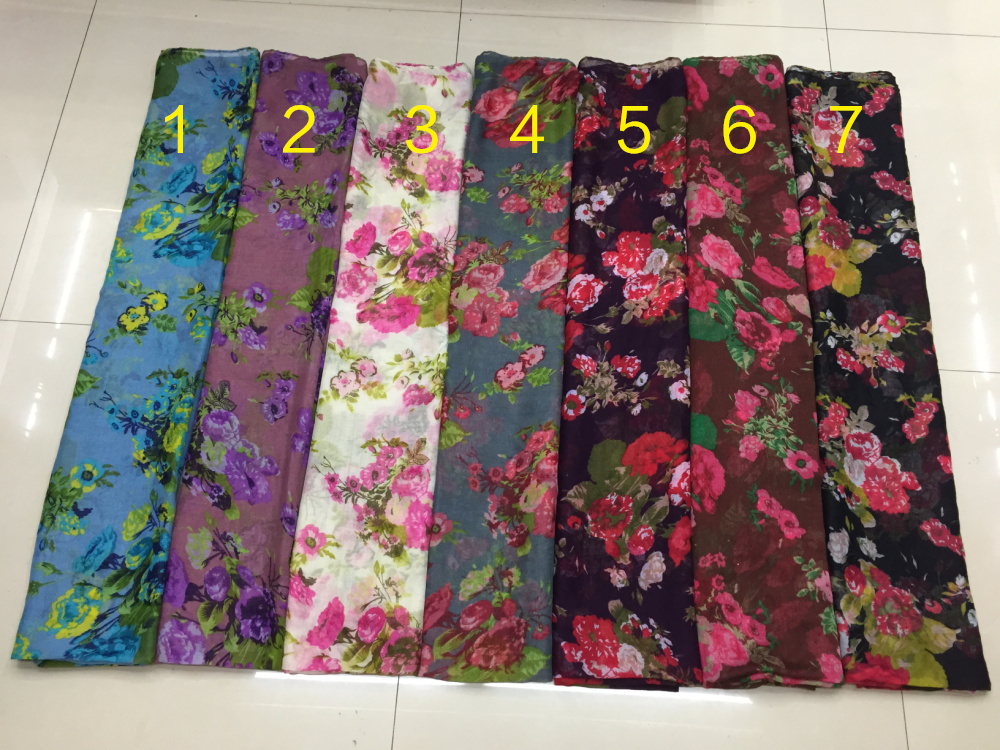 2014 New Scarf Fashion Flower Rose Print Style Designer,Free Shipping,Hot Wholesale 10pcs Shawl Wrap Women  Hijab Floral ScarfОдежда и ак�е��уары<br><br><br>Aliexpress