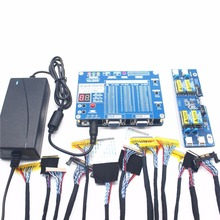 """Panel Tester,LED LCD Screen Tester Tool For TV Laptop Repair With Built-in 55 Kinds of Lvds Screen Resolutions Support 7-84"""" (China (Mainland))"""