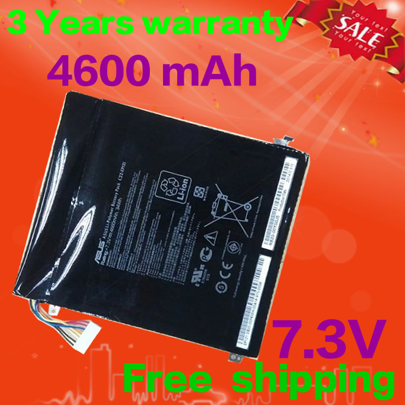 original C22-EP121 Laptop Battery For ASUS Eee Pad B121 Tablet PC Series C22-EP121 4660mah Slate EP121 7.3v <br><br>Aliexpress