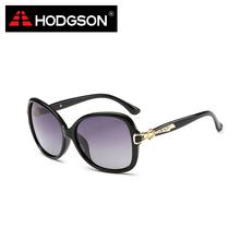 HODGSON Brand Design Big Frame Leopard Print Female Polarized Sunglasses Women's Sun Glasses Eyewear Apparel Accessories 1056