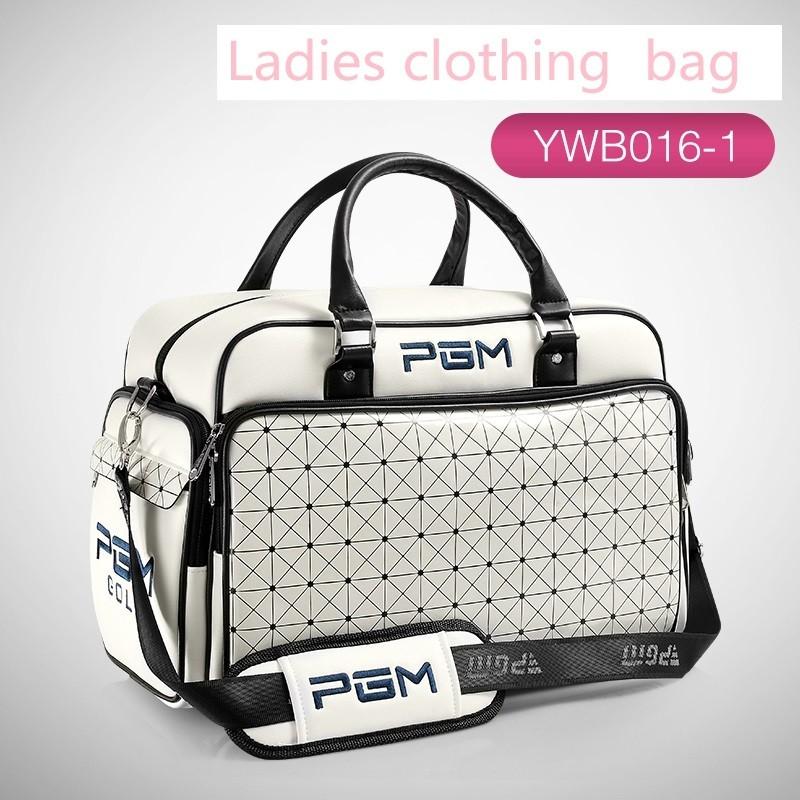 %name PGM Golf travel bag wheels stand caddy airbag flight aviation aircraft high capacity golf cart bag staff golf bags Labor saving
