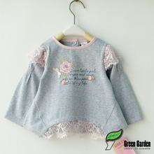 Autumn Newborn carters Baby Girl Clothing Set 3 Pieces Sets Headbands T shirt Pants Bebe Girls