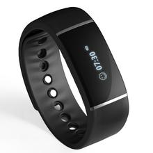 TEZER Original S55 smart Wristbands TalkBand Smart bracelet with Earphone Bluetooth 4.0 Smartband Sleep Monitor Smart(China (Mainland))