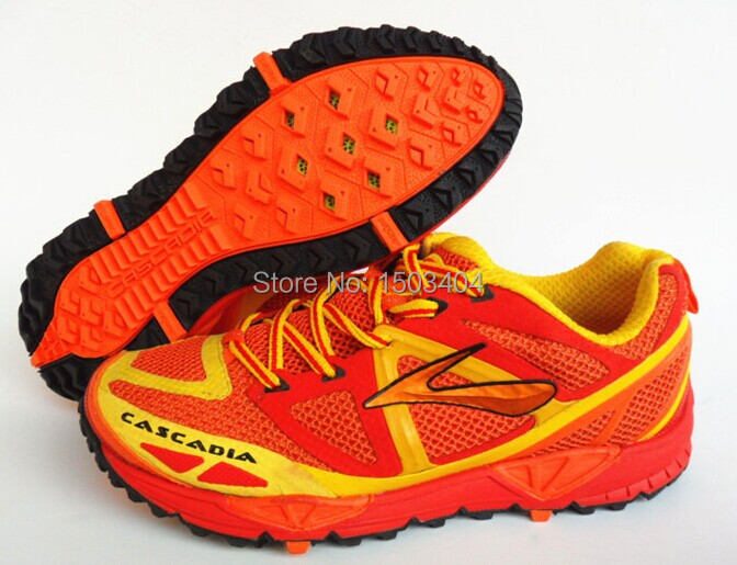 2015hot sale   The latest popular  man running shoes Cascadia 9 sports shoes,free shipping(China (Mainland))