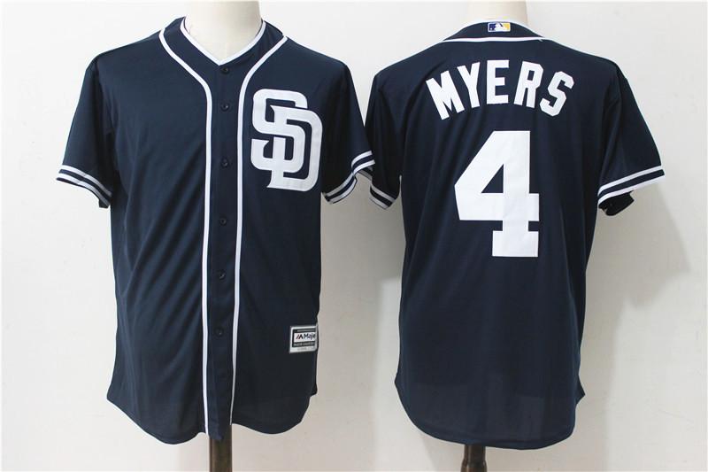Men's Detroit Tigers #19 Tony Gwynn #4 Wil Myers baseball jerseys 100% Stitched Embroidery Cool Base Jersey(China (Mainland))