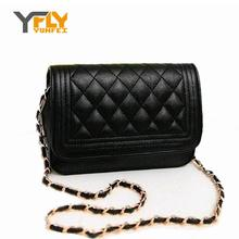 Y-FLY 2016 New chain pu leather women's shoulder crossbody bags for women Vintage leather handbags women messenger bags FQ0067