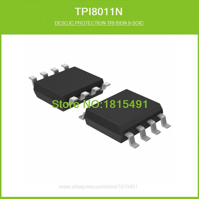 Free Shipping TPI8011N IC PROTECTION TRI ISDN 8-SOIC 8011 TPI8011 8-SO 10pcs(China (Mainland))