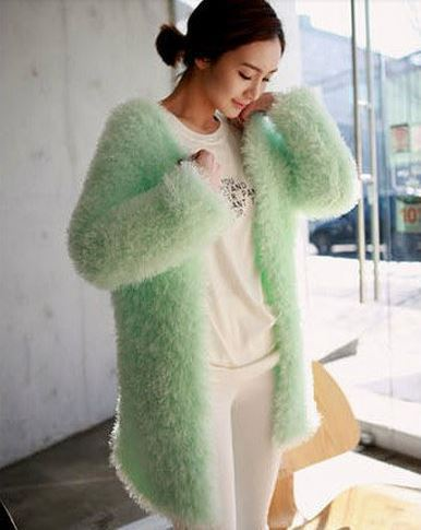 White angora sweater - Lookup BeforeBuying