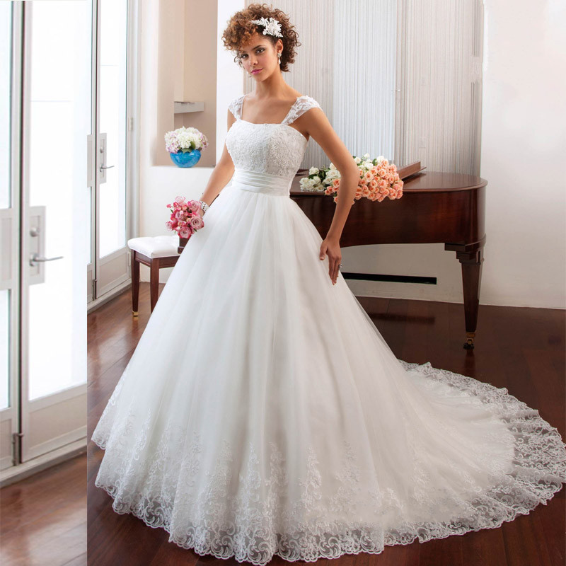 2015 vintage wedding dresses cheap royal princess bride for Vintage wedding dresses for cheap