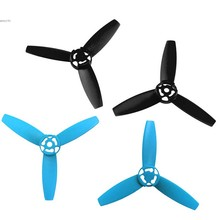 Hot Sale Upgraded 3-Leaf Propellers For Parrot Bebop Drone 3.0 Main Blades Rotors Props Propellers CW+CCW 2 Colors 63