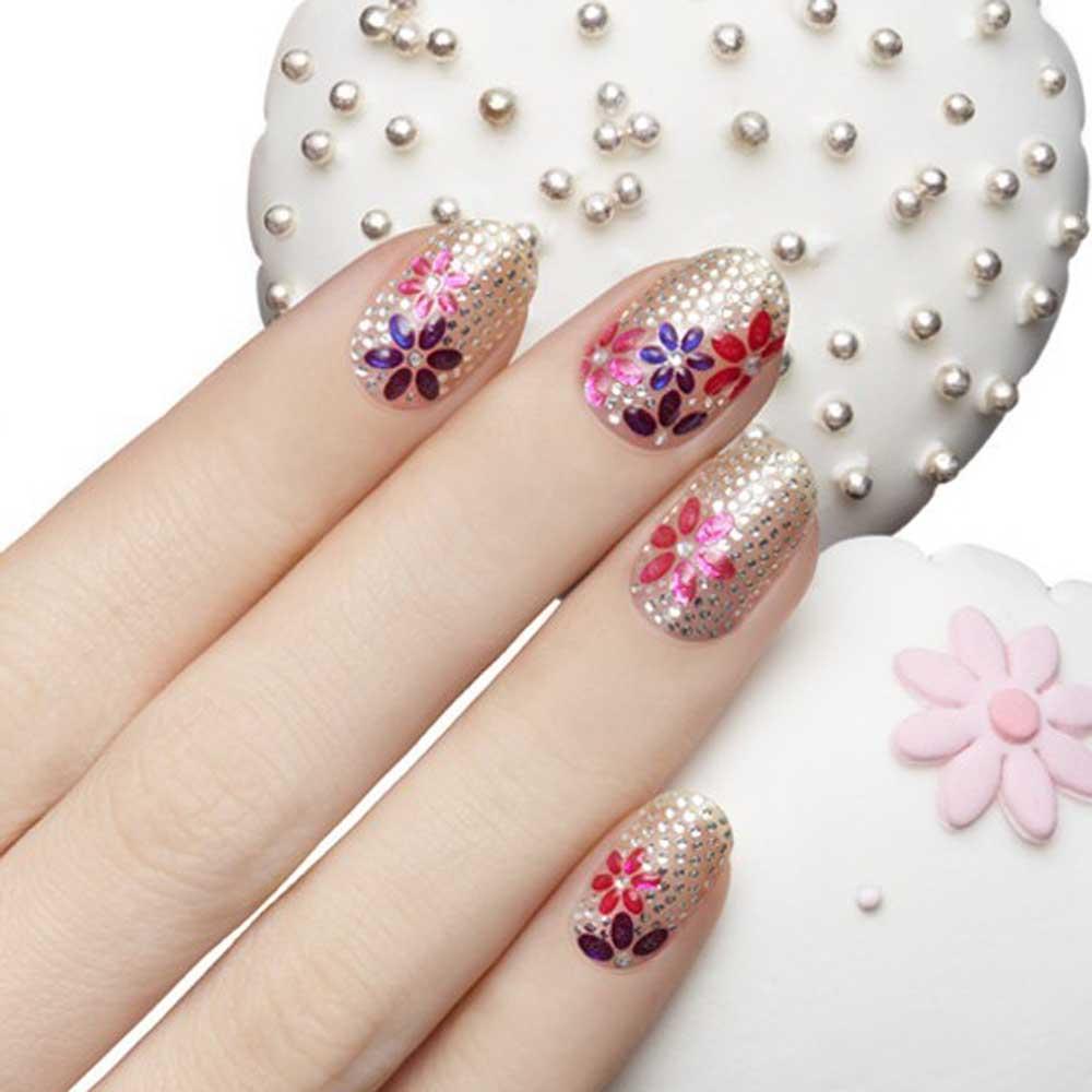 Наклейки для ногтей Nail Art Sticker 2015 50 3D H11543