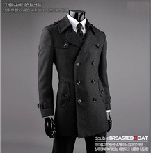 2016 new arrive male wool coat autumn and winter  obese  double breasted outerwear plus size 2XL 3XL 4XL 5XL 6XL 7XL 8XL 9XL10XL(China (Mainland))