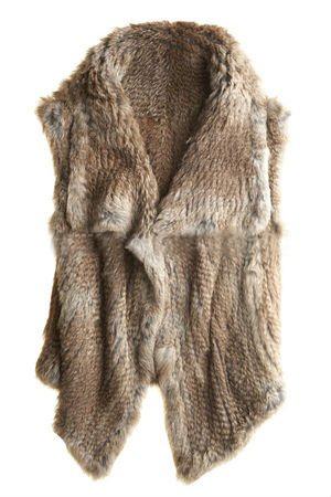 2015 Autumn and winter women's top quality 100% genuine rabbit fur knitted vest knitted fur vest waistcoat warm fur vest