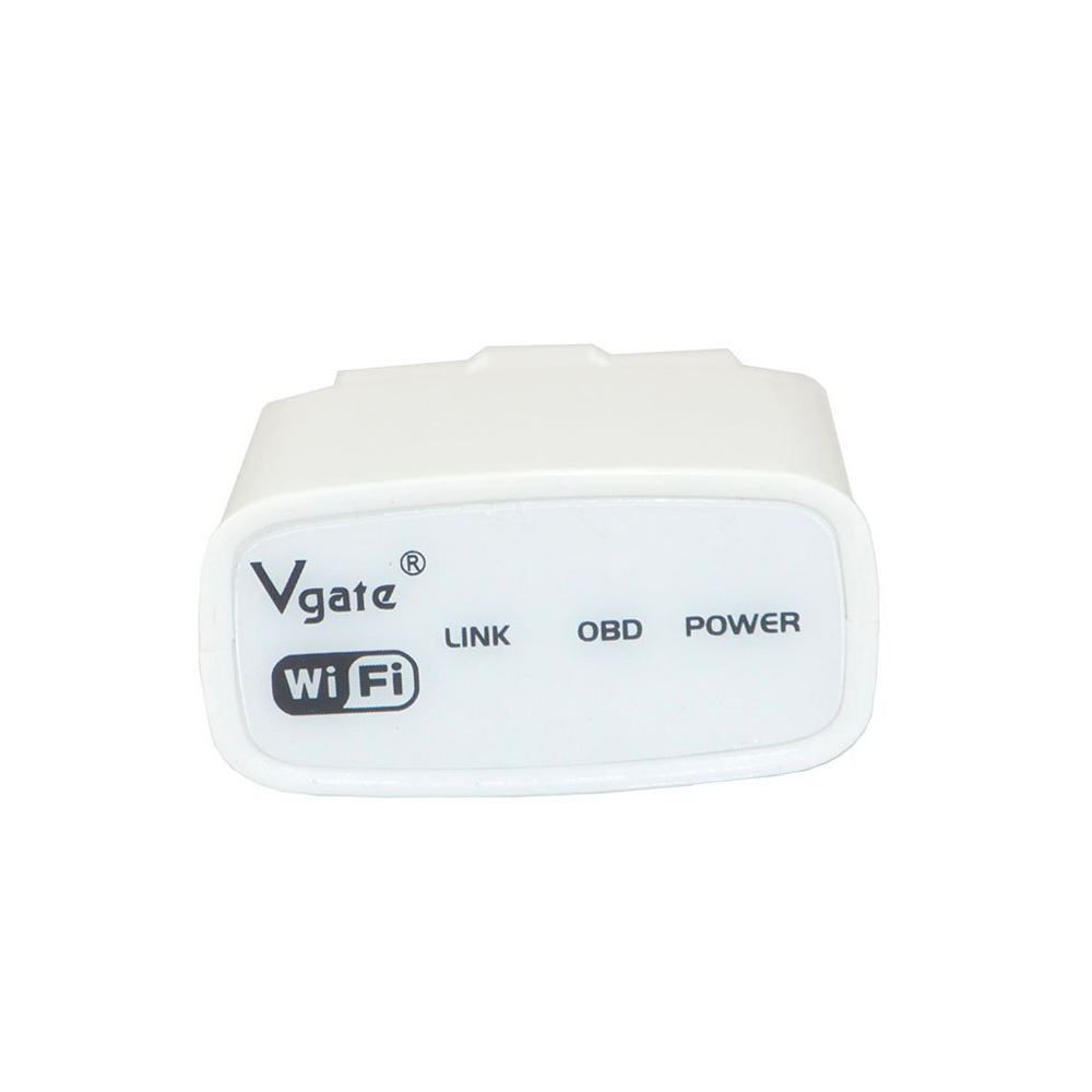 VGATE(R) WIFI ELM327 OBD2 MINI Bluetooth Diagnostic Interface Scan Tool Supporls all OBDII Protoclos For Android Windows PC(China (Mainland))