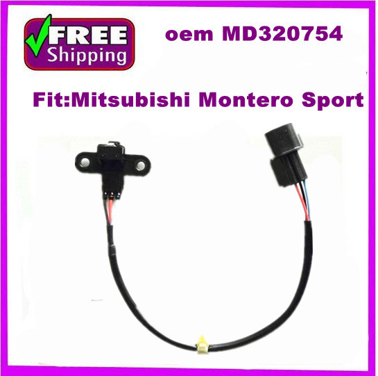 Cam Position Sensor MD328275 MD320754 fits 97-99 Mitsubishi Montero Sport 2.4L-L4 - SHANGHAI L & Y Automatic Trading Company Limited store