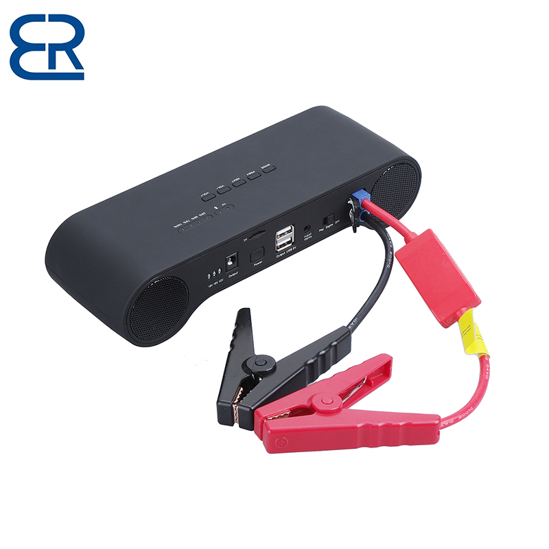 High quality portable mini jump starter power bank jumpstarters car battery booster charger Portable power bank 12V Charger(China (Mainland))
