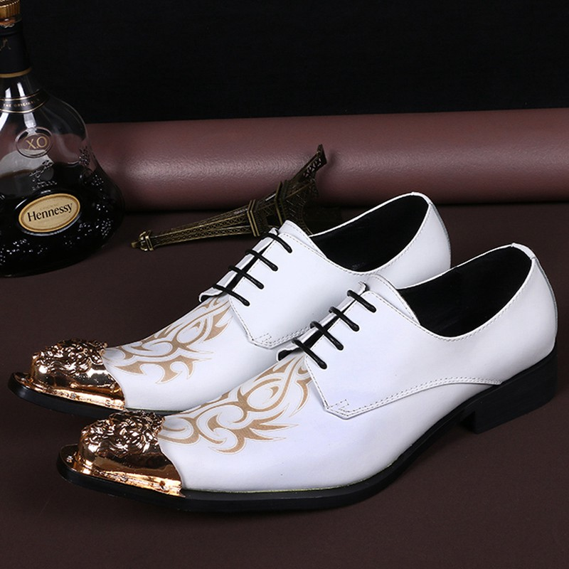 Plus Size 2015 Leather Men Dress Shoes,Wedding Shoes For Man,Male Print Leather Party Shoes,New Brand Men Club Flats FPT541<br><br>Aliexpress