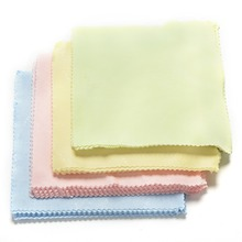 100 Pcs Microfiber Cleaner Cloth Camera Lens LCD Screen Glass Cleaning Cloth Colorful(China (Mainland))