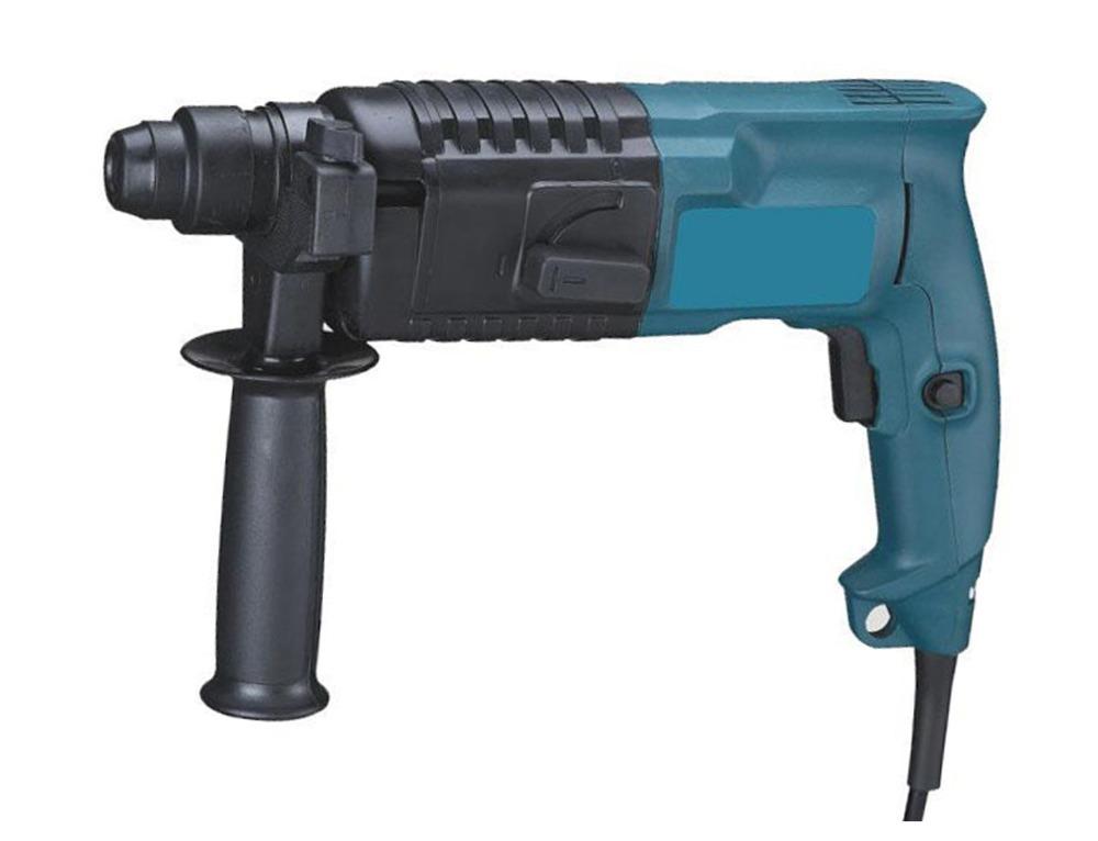 20mm 850w light rotary hammer with bmc box three drill bits two chsiels(China (Mainland))