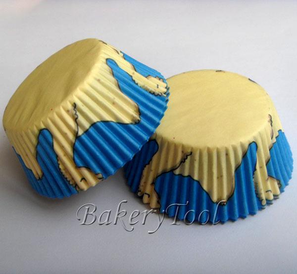 livraison gratuite 100 pcs chameau mignon gteau gteau cas doublures de moules en papier cas de muffins pour lanniversaire - Location De Chameau Pour Mariage