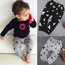 Hot Sale New 2016 children pants, harem pants kids new style fashion cotton boy girl pants baby harem pants 1-7 year(China (Mainland))