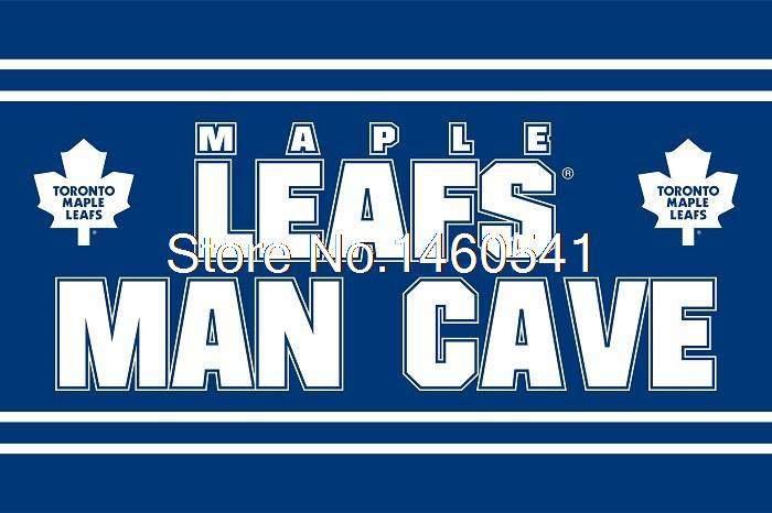 Man Cave Stores In Toronto : Toronto maple leafs man cave flag ft polyester nhl