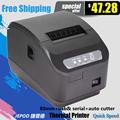 XP Q200II Xprinter 80mm thermal printer 80mm kitchen printer USB port POS 80mm thermal receipt printer