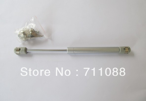 Free shipping Hydraulic Gas Support Kitchen Cabinet door spring brass cover up open LT-GS80