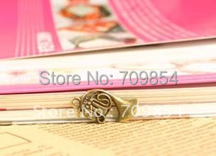 12*21mm horn shape antique style bronze alloy DIY pendant jewelry accessories/#ci(China (Mainland))